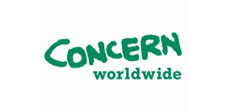 Concern logo charity page
